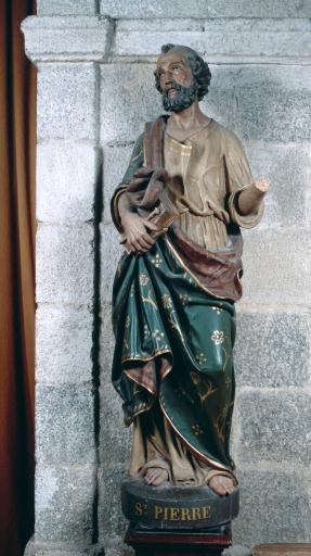 Statue: Saint Pierre