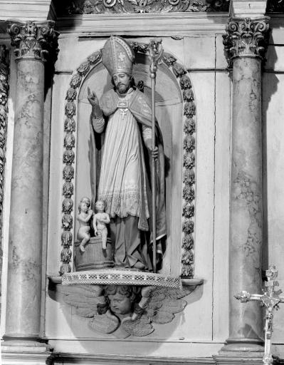 Statue: Saint Nicolas