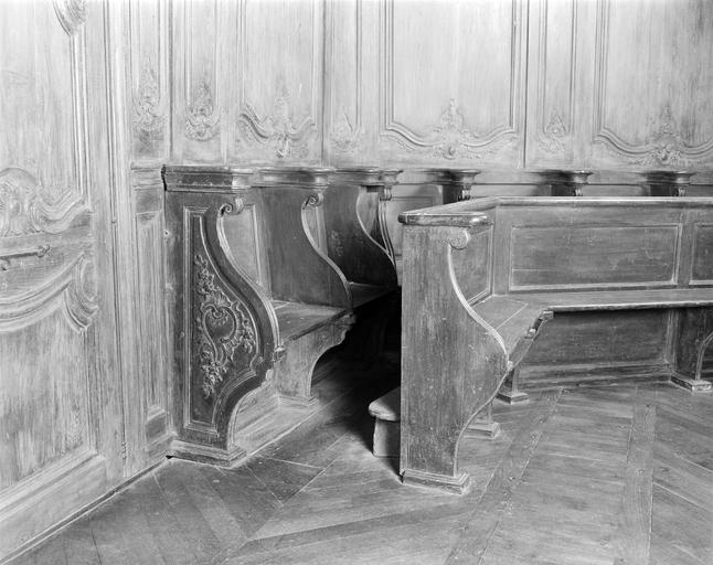 Liste supplémentaire ; Le patrimoine mobilier de l'église paroissiale du Quillio