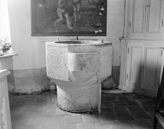 Liste supplémentaire ; Le patrimoine mobilier de l'église paroissiale de Saint-Hervé