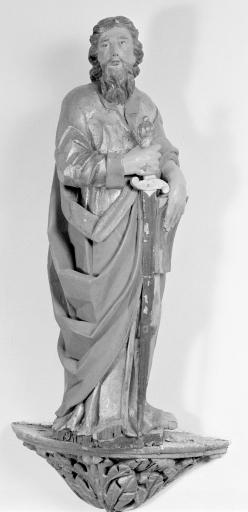 Statue: Saint Paul