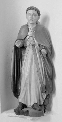 Statuette: Saint