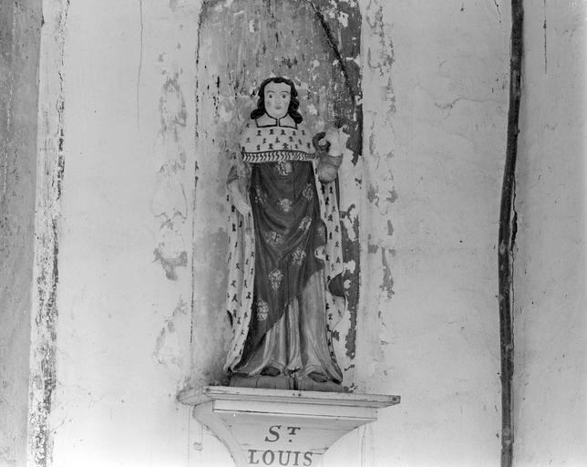Liste supplémentaire ; Le patrimoine mobilier de la chapelle Saint-Maurice