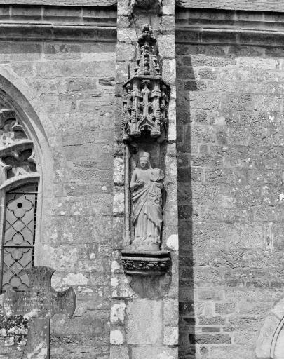 Statue: Vierge à l'Enfant (3)