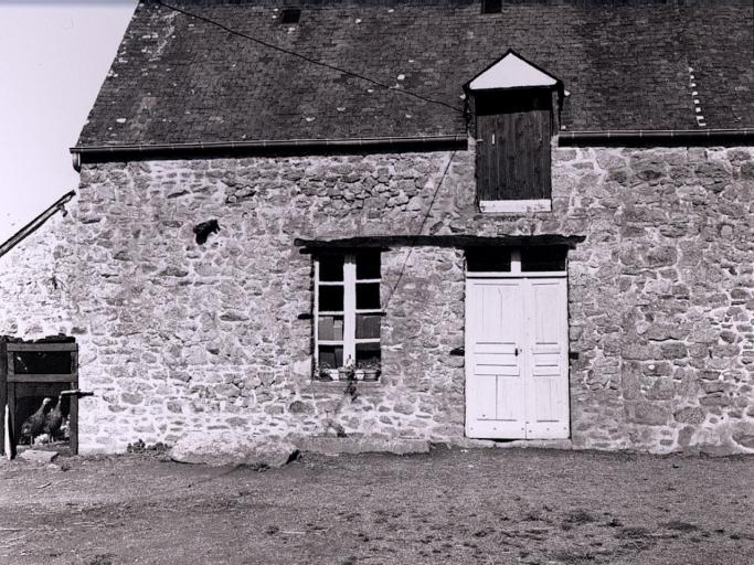 Maison, la Planche (Baguer-Pican)