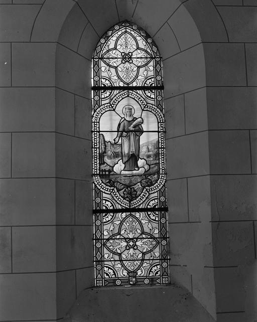 verrières : vie de la Vierge (baies n°1 à 4)