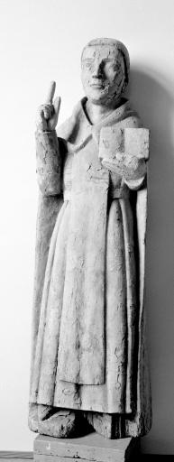 Statue: Saint