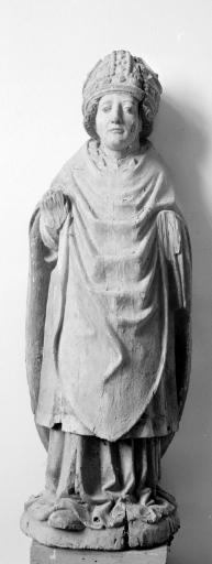 Statue: Saint évêque (2)