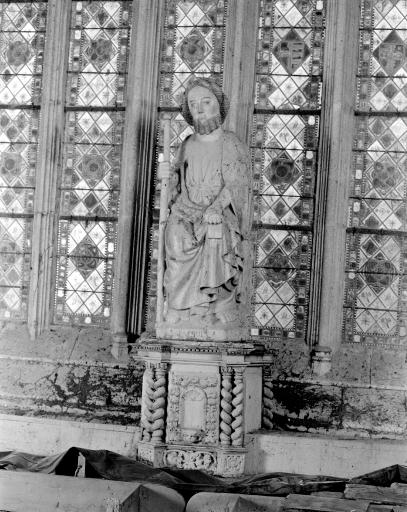Statue: Saint Jacques (2)