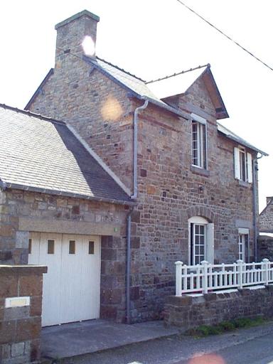 Maison, 11 rue du Rageul (Cherrueix)