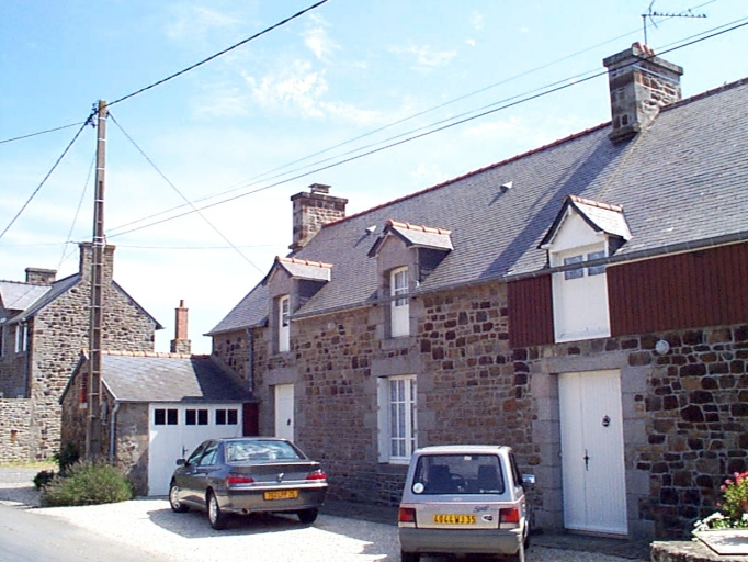 Maison, 13 rue du Rageul (Cherrueix)