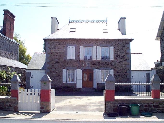 Maison, 7 rue du Lion d'Or (Cherrueix)