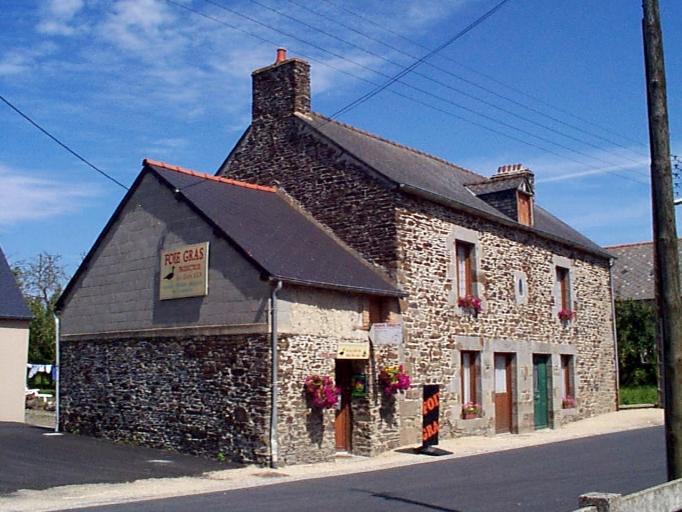Maison, 10 rue du Lion d'Or (Cherrueix)