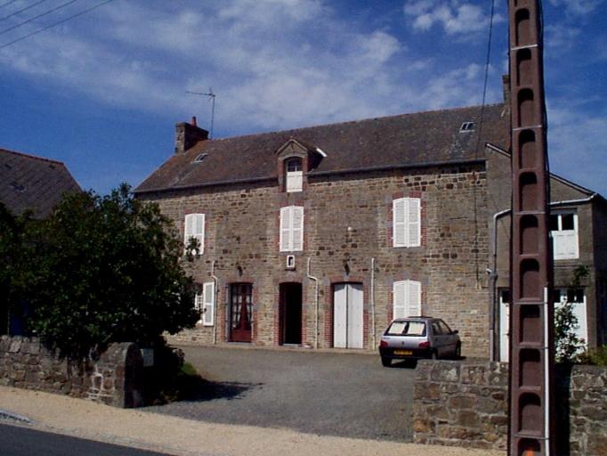 Maison, 6 rue du Lion d'Or (Cherrueix)