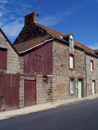 Maison, 4 rue du Lion d'Or (Cherrueix)