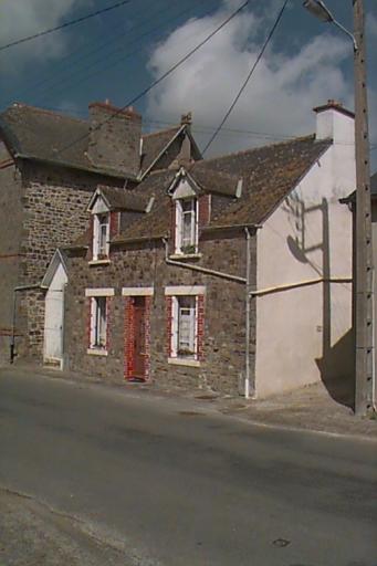 Maison, 13 rue de l'Académie (Cherrueix)