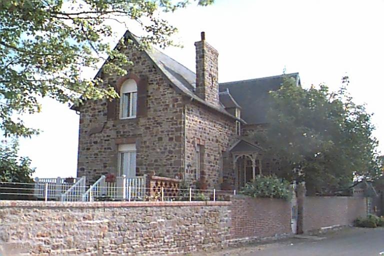 Maison dite Ker Selotte, 2 rue de la Plage (Cherrueix)