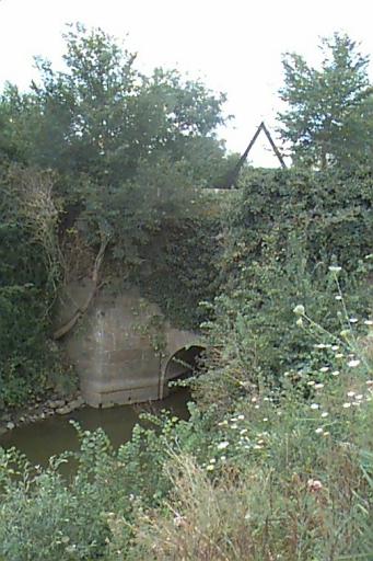 Pont, dit du Bec à l'Âne, chemin de la Chapelle ; La Banche (Cherrueix)