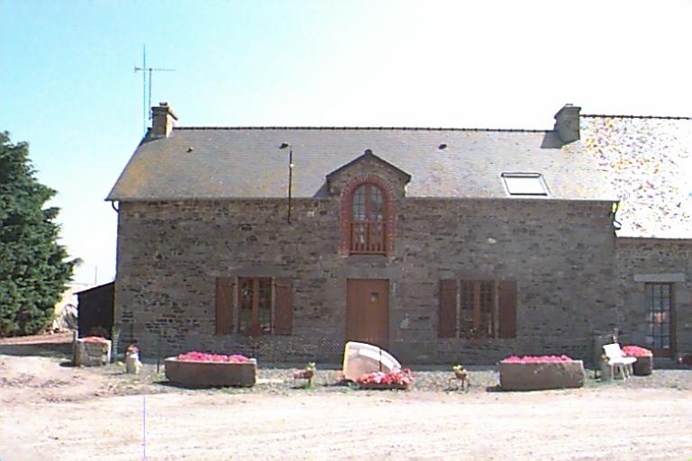 Ferme, la Haute Rue du Marais (Cherrueix)