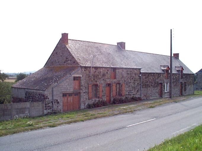 Ferme, 23 route départementale 797, la Grange Neuve (Cherrueix) ; Ferme, 25 route départementale 797, la Grange Neuve (Cherrueix)