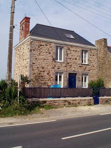 Maison, 12 route départementale 797, la Larronnière (Cherrueix)