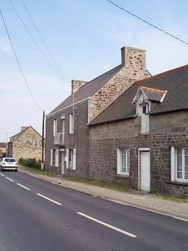Maison, 91 route départementale 797, la Larronnière (Cherrueix)