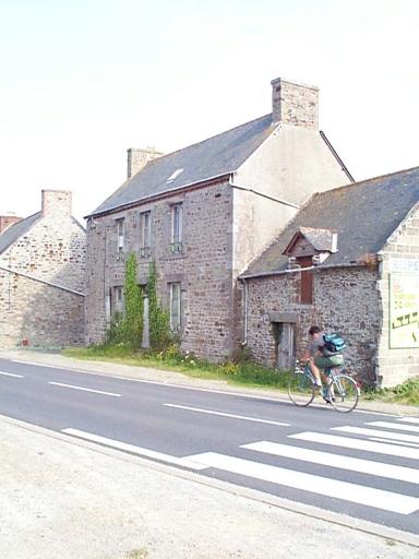 Maison, 97 route départementale 797, la Larronnière (Cherrueix)