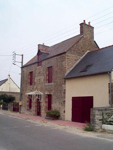 Maison, 199 rue du Han, la Haute Rue Sainte Anne (Cherrueix)