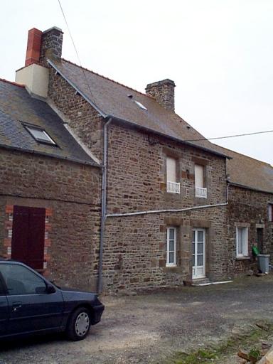 Maison, la Blanchardière (Cherrueix)