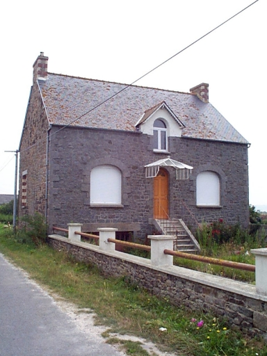 Maison, 144 rue du Han, la Haute Rue Sainte Anne (Cherrueix)
