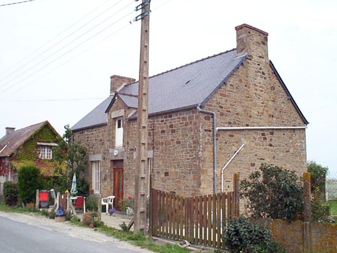 Maison, 221 rue du Han, la Haute Rue Sainte Anne (Cherrueix)