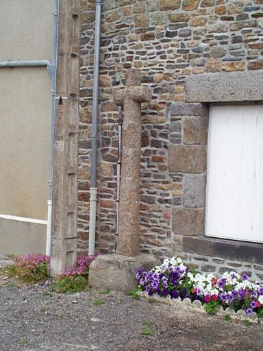 Croix de chemin, 119 rue du Han (Cherrueix)