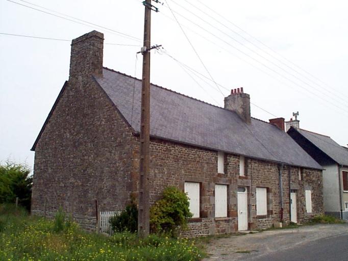 Maison, 103 rue du Han (Cherrueix) ; Maison, 101 rue du Han (Cherrueix)
