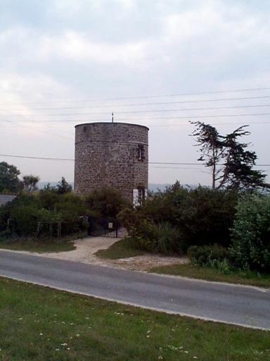 Moulin dit de Sainte-Anne (Cherrueix)