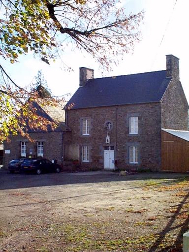 École des Soeurs des Saints-Coeurs de Marie et de Jésus, 2 rue de l'Ecole, Saint-Léonard (Epiniac)