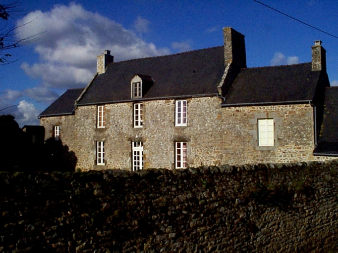 Maison, 3 rue de la Nouraye, Saint-Léonard (Epiniac)