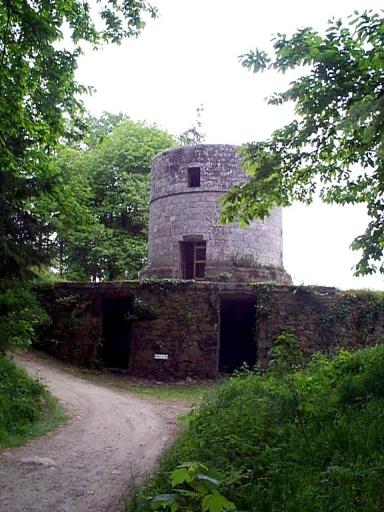 Moulin à vent, les Ormes (Epiniac)