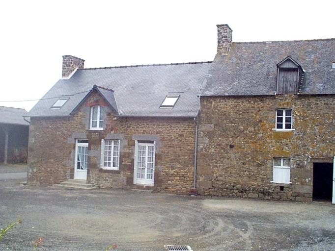 Ferme, rue de la Lande, Saint-Léonard (Epiniac)