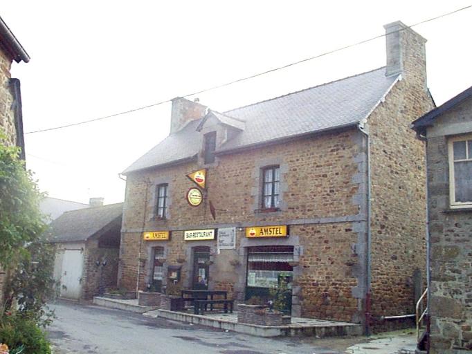 Maison, 1 rue du Commerce, Saint-Léonard (Epiniac)