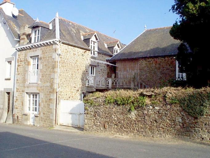 Maison, 1 rue de la Motte (Epiniac)