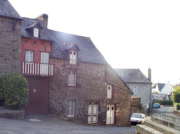 Maison, rue de la Mare-Petel (Epiniac)