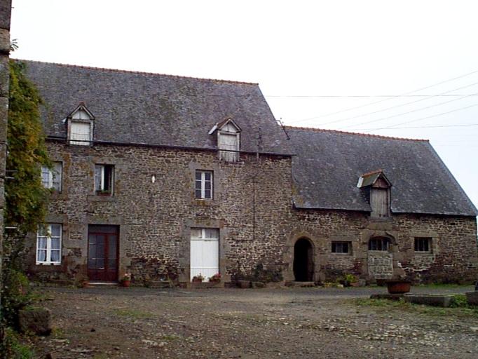 Manoir, la Barbière (Epiniac) ; Ferme, la Barbière (Epiniac)