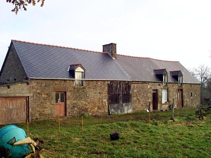 Ferme, la Haute Bouillière (Epiniac)