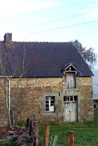 Maison, la Basse Bouillière (Epiniac)