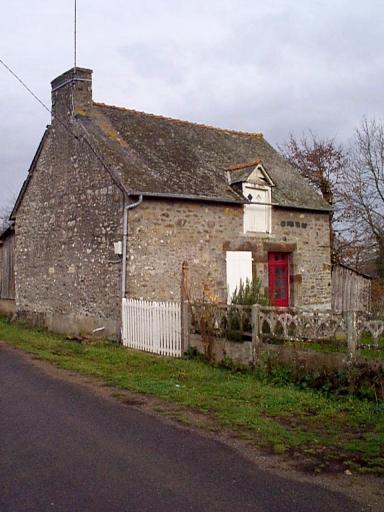 Maison, le Freux Heulin (Epiniac)