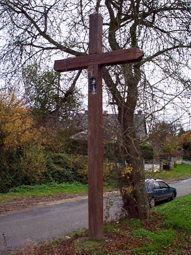 Croix de chemin, le Cadran (Epiniac)