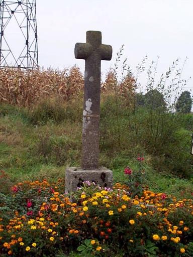 Croix de chemin dite Croix Martel (Baguer-Morvan)