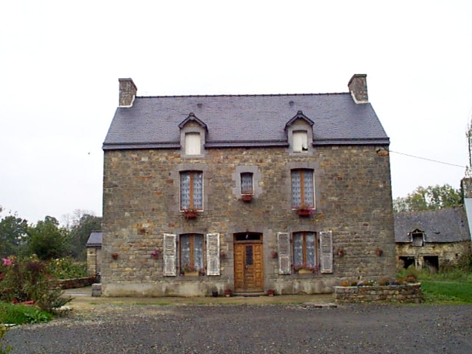 Maison, Pessel (Baguer-Morvan)