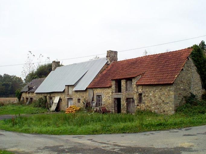 Ferme, Pessel (Baguer-Morvan) ; Ferme, Pessel (Baguer-Morvan)