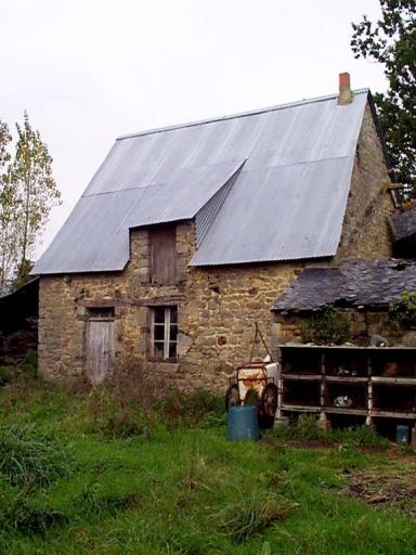 Ferme, Pessel (Baguer-Morvan)